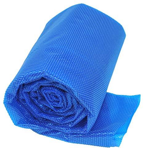 Gre CPERT105 - Cobertor de Verano para Piscina Enterrada Rectangular de 1000 x 500 cm, Color Azul