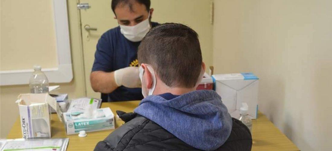 Laboulaye: realizaron testeos gratuitos para la prevención y detección de VIH