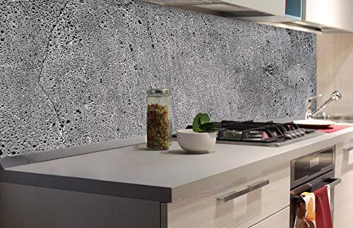 DIMEX LINE Film Autoadhesivo de Cocina HORMIGÓN 180 x 60 cm | Decoración de Cocina