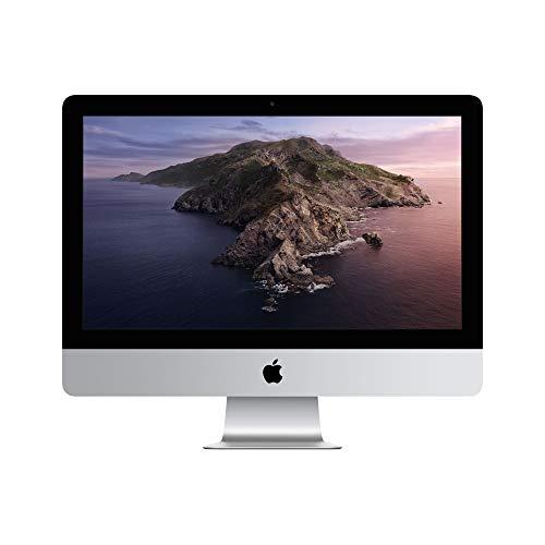 Nuevo Apple iMac (21,5 pulgadas con pantalla Retina 4K, Intel Core i3 de cuatro núcleos a 3,6 GHz de octava generación, 1TB)